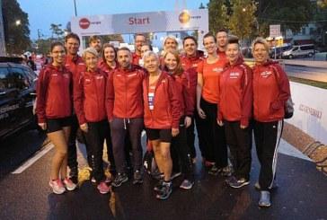 Zehn Laufsportfreunde starten beim Köln-Marathon
