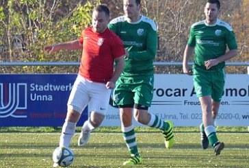 Fußball-Kreisliga A1: RW Unna II beendet Negativserie