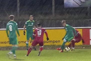 Vierte Niederlage in Folge für den HSC