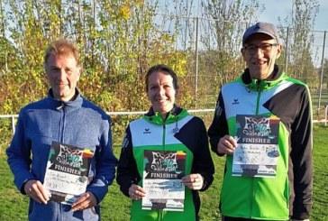 Cross-und Straßenläufer des VfL Fröndenberg laufen auf Hochtouren