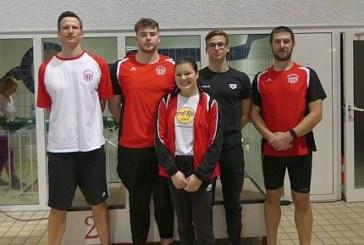 Drei Wasserfreunde starten bei NRW-Kurzbahnmeisterschaften