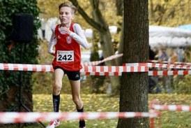 Ben Rittscher erfolgreich bei den westfälischen Crossmeisterschaften