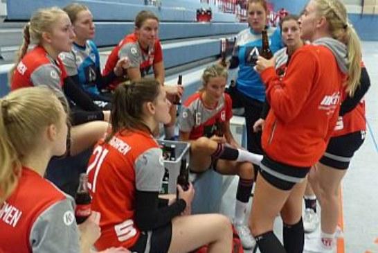TuRa-Damen kommen noch zum glücklichen Unentschieden