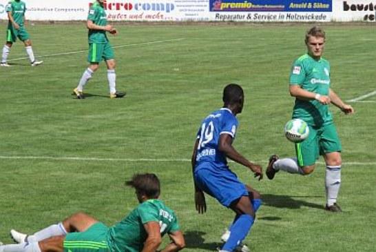 HSC spielt gegen Team der späten Tore