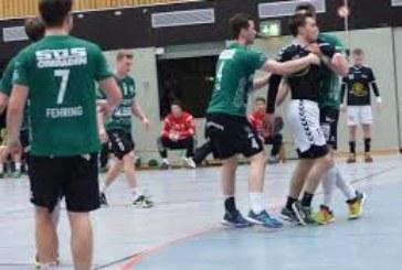 """SuS-Handballer im """"kleinen Endspiel um den Klassenerhalt"""" gegen Harsewinkel"""
