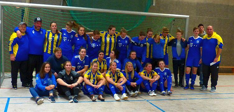 BSV-Damen erst im Finale von Hohenlimburg gestoppt