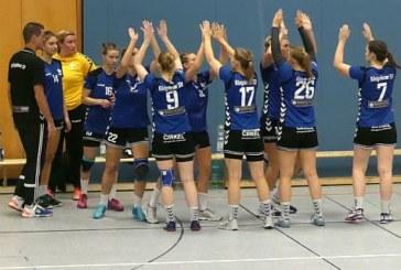Keine leichten Aufgaben für die heimischen Frauen-Oberligisten