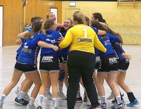 KSV-Damen bejubeln Auswärtserfolg in Recklinghausen