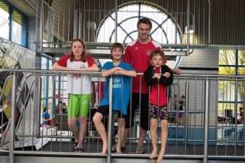 Wasserfreunde starten erfolgreich in Unna