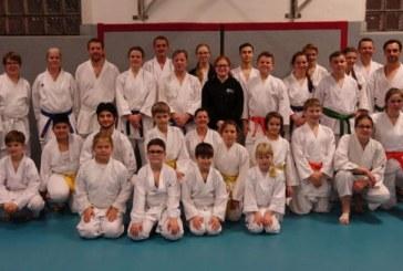 35 Karateka beim NKSU geprüft