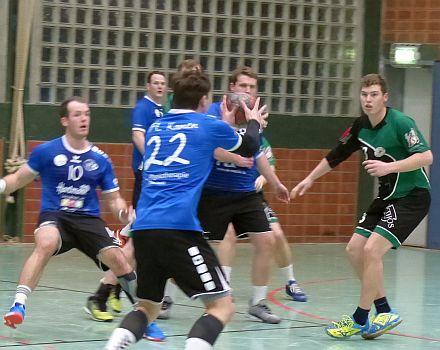 Handball-Bezirksliga: SuS Oberaden II kann Drei-Tore-Führung in der Schlussphase nicht halten