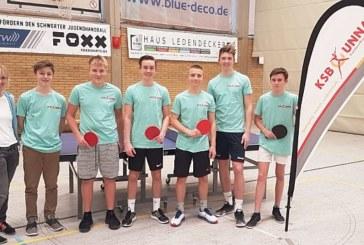 Der KSB Unna ermittelt Kreismeister im Badminton und Tischtennis