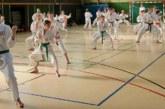 Anfängerkurs beim Karate Do Club Kamen/Bergkamen