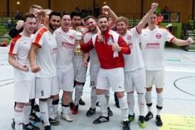 FC TuRa Bergkamen beste Mannschaft und ein verdienter Stadtmeister