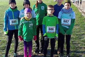 SuS-Nachwuchs beim Crosslauf in Welver erfolgreich