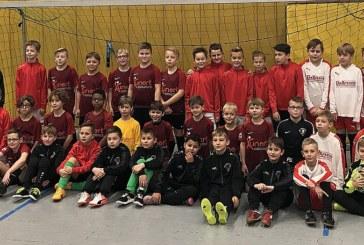 16. Hallen-Jugendturnier des SSV Mühlhausen-Uelzen – Meeting mit 74 Mannschaften erneut stark besetzt