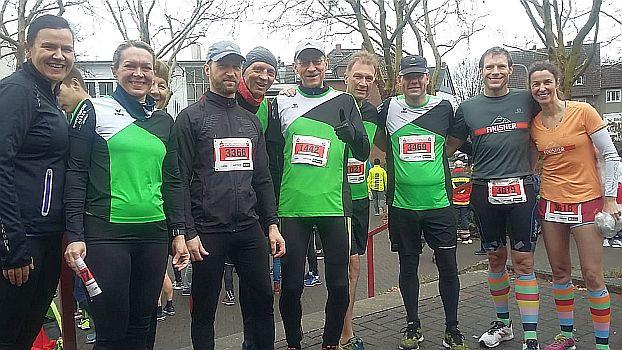 Von Werl nach Soest – Acht Fröndenberger haben die 15km absolviert