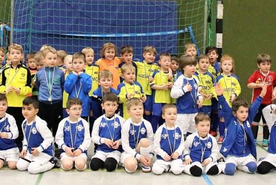 Viele spannende Spiele beim Ballsportdirekt-Cup des Kamener SC