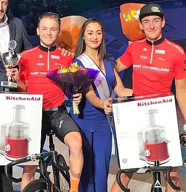 Felix Happke mit erstem Sieg bei einem Sechstage-Rennen
