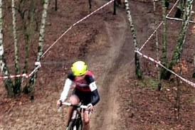Luca Harter fährt starke Cross-DM