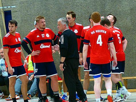 Handball-Bezirksliga: Unna Massen und Heeren eröffnen am heutigen Freitag den 13. Spieltag