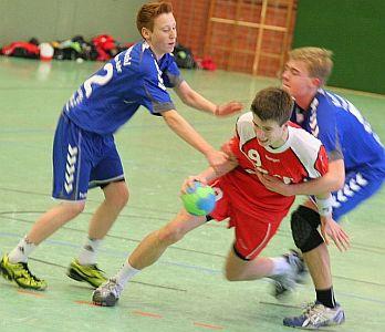 44. Turnier für Jugend-Kreisauswahlmannschaften sieht 49 Mannschaften aus zwölf Handballkreisen am Start