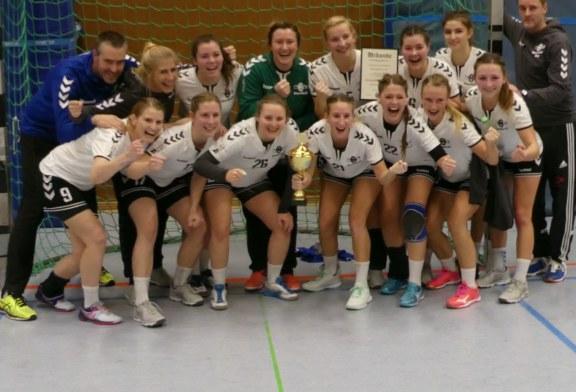 KSV-Damen Kreispokalsieger