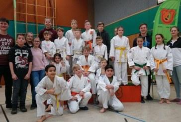JCH-Nachwuchs der U10, U13, U15 mit erfolgreichem Turnierstart 2019