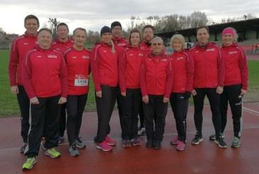 Laufsportfreunde kommen bei Hammer Winterlaufserie gut in den Wettkampf