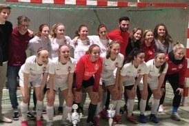 Fußballfrauen von Rot Weiß Unna neuer Hallenkreismeister