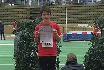 TVU-Nachwuchs-Leichtathleten stellen sich in Dortmund der nationalen und internationalen Konkurrenz