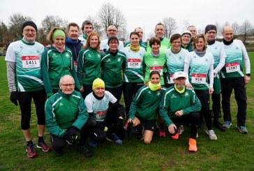22 SuS-Läufer starten beim Serienauftakt in Hamm