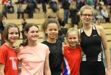 TVU-Silberspringen: 13-jährige Hannah Fricke von Werder Bremen überzeugt mit 1,64 Meter