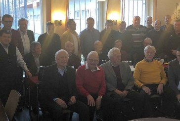 SuS Kaiserau ehrt langjährige Mitglieder – Klaus Lange 73 Jahre im Verein