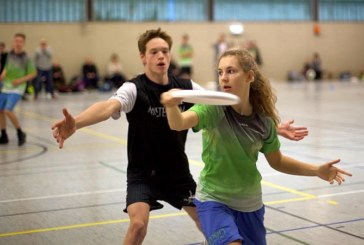 Rekordbeteiligung beim alljährlichen Junioren Ultimate Turnier des TV Südkamen