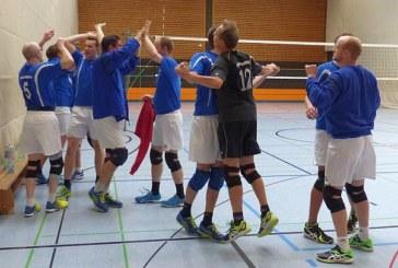 KSV-Volleyballer mit starkem Heimauftritt
