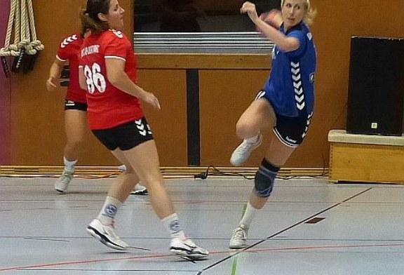 Handball-Ergebnisse vom Wochenende
