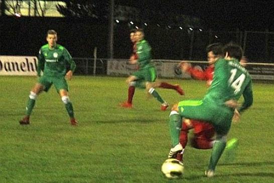 HSC kassiert in 90. Minute 2:2 gegen U19 von Lippstadt