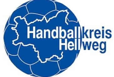 Handball-Kreisliga: Teams vom ersten bis siebten Platz trennen nur drei bis vier Punkte.