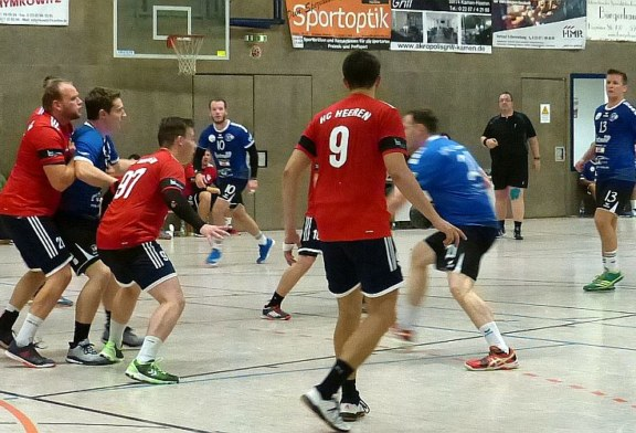 Handball-Bezirksliga: Zwei Hellwegduelle stehen am 18. Spieltag im Blickpunkt