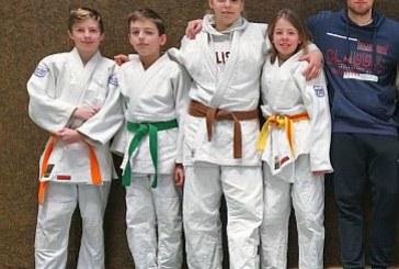 """Vier JCH-Judoka qualifizieren sich für """"Westdeutsche"""""""