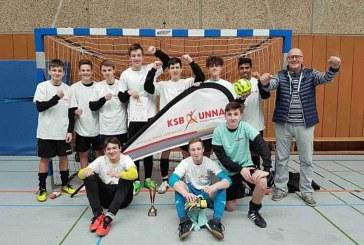 1. Futsal-Schulmeisterschaft im Kreis Unna – Eine rundum gelungene Premiere