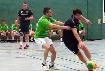 Handball-Bezirksliga: Bergkamener Stadtduell geht an Oberaden II – Heeren spielt unentschieden gegen den Tabellenführer