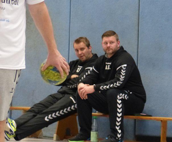 """Zweites Spiel in der """"englischen Woche"""" für den HC TuRa"""