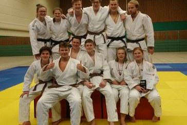 Erfolgreiche Kreismeisterschaften für den Judo Club Holzwickede