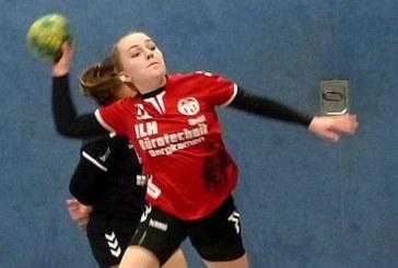 Auswärtsaufgaben für heimische Frauen-Oberligateams