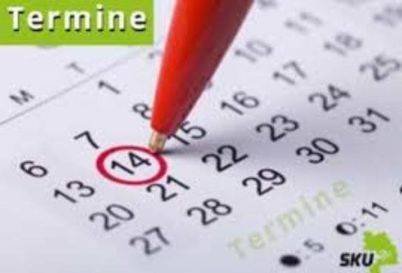 Sportprogramm vom 22. bis 24. März